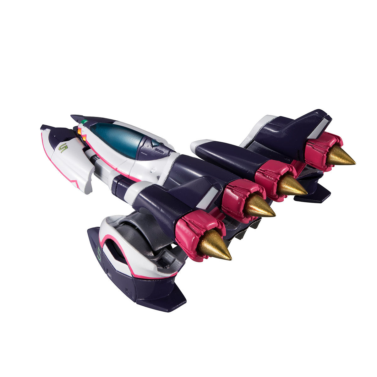 C.F.C.『凰呀AN-21 モードチェンジ セットB(エアロモード&スーパーエアロブーストモード)』新世紀GPXサイバーフォーミュラSIN 完成品モデル-009