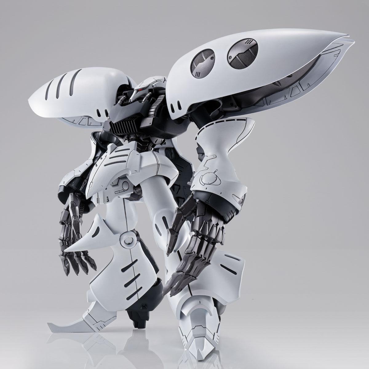 MG 1/100『キュベレイダムド』プラモデル-002