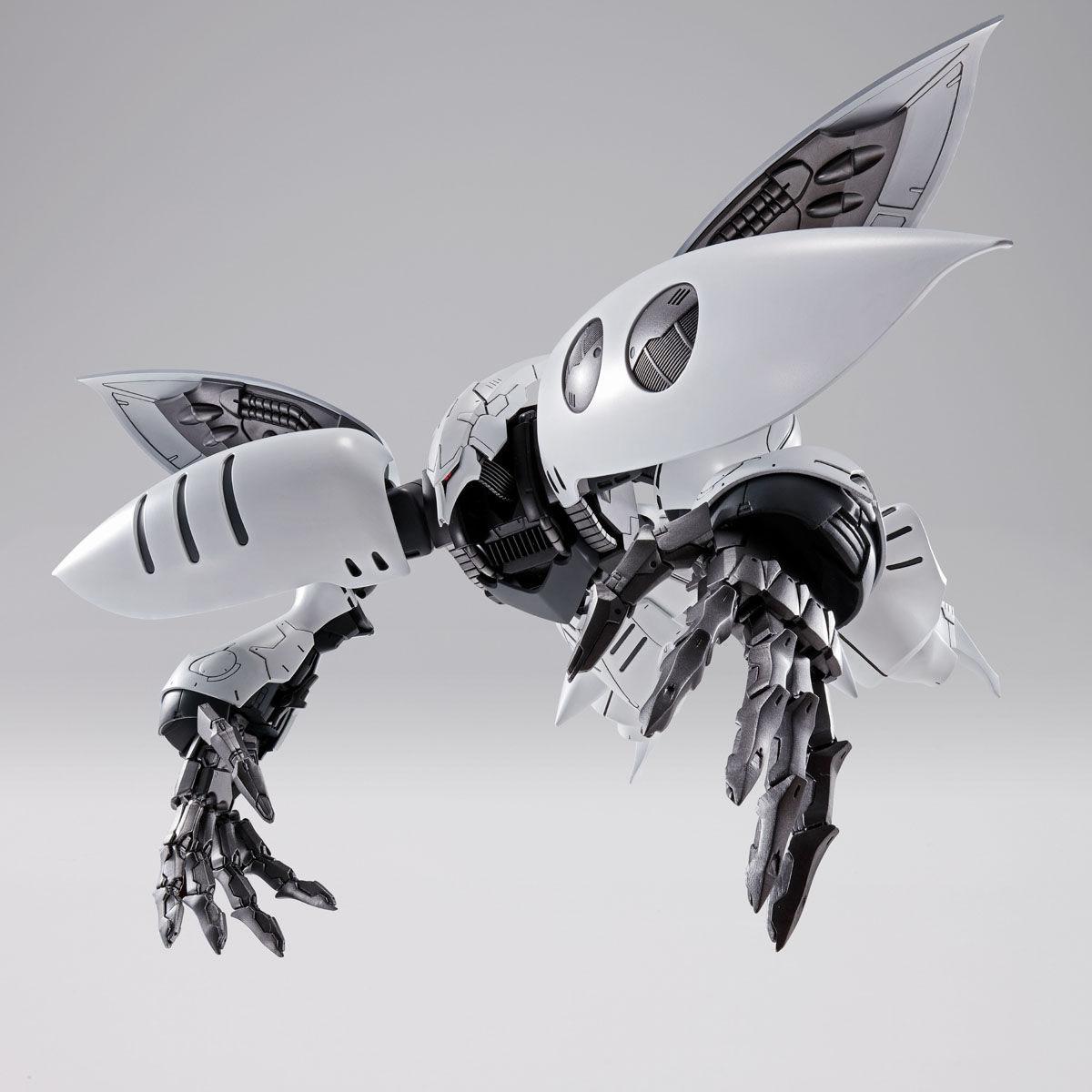 MG 1/100『キュベレイダムド』プラモデル-004