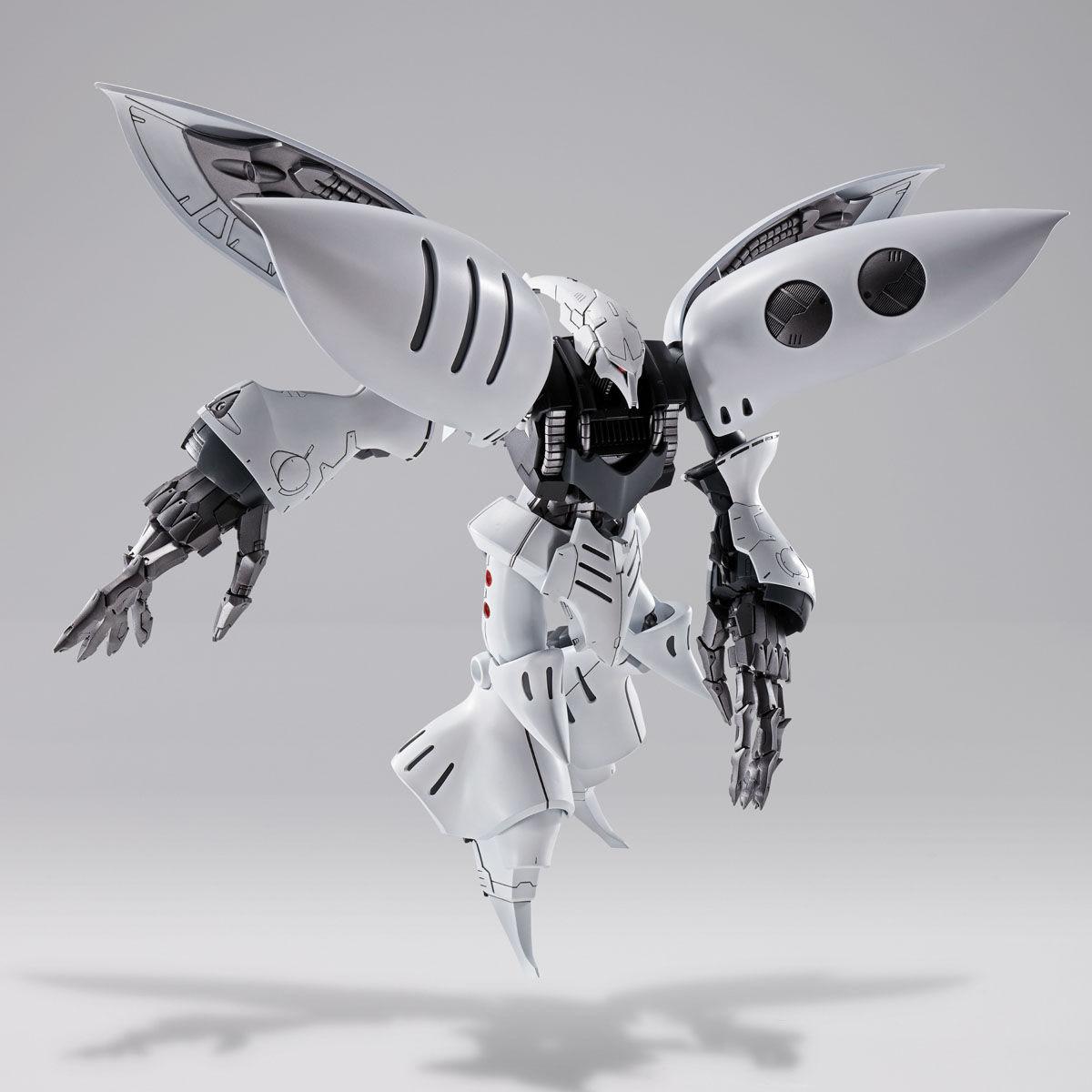 MG 1/100『キュベレイダムド』プラモデル-005