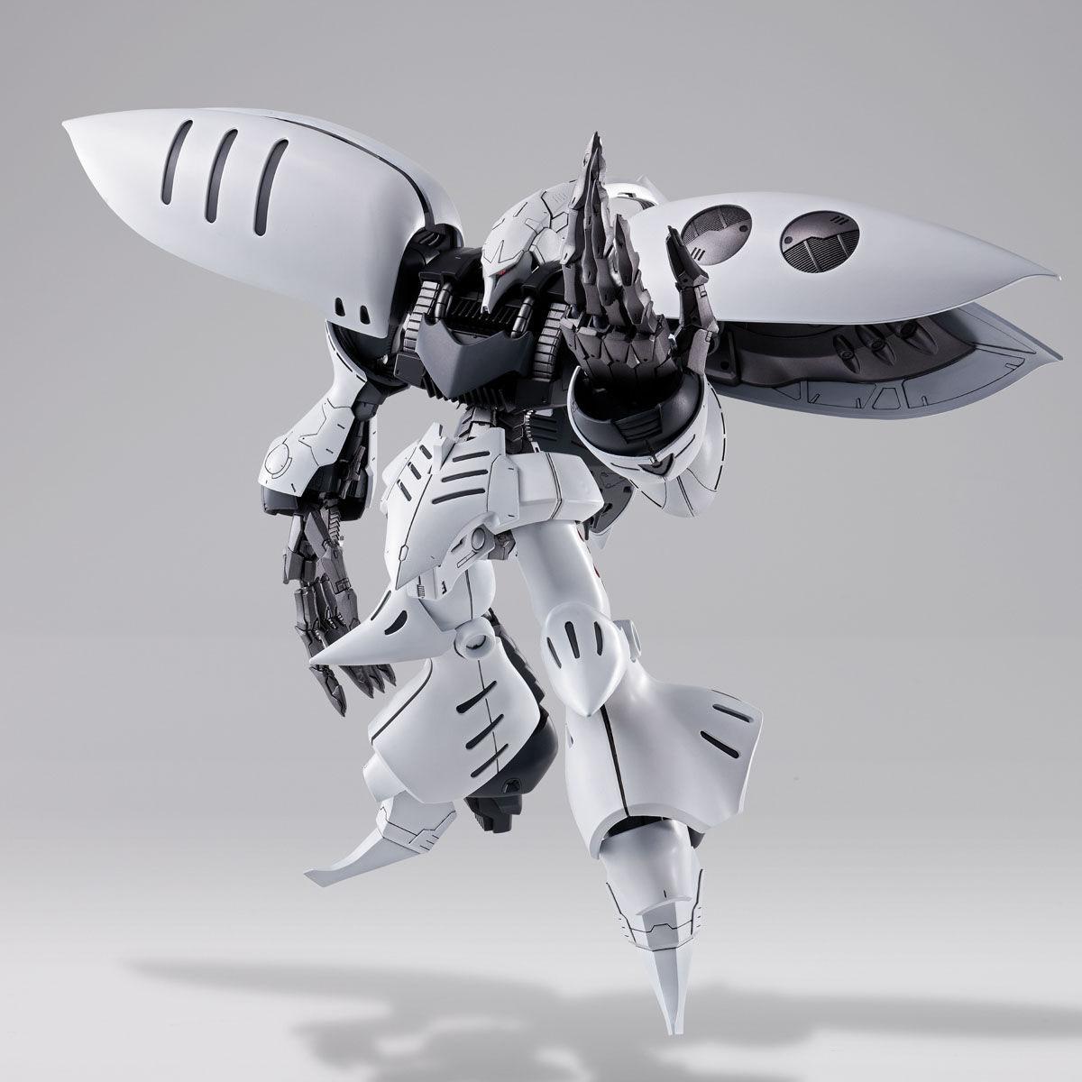 MG 1/100『キュベレイダムド』プラモデル-006