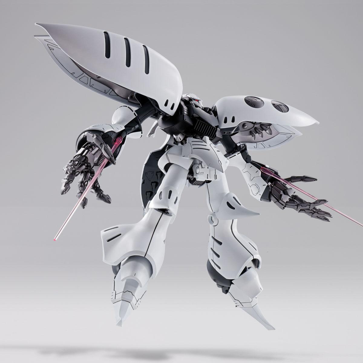 MG 1/100『キュベレイダムド』プラモデル-007