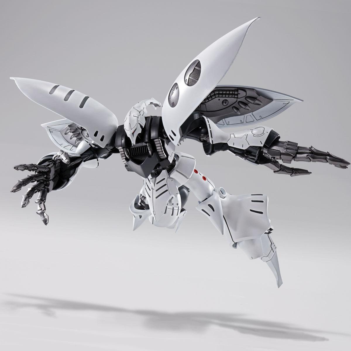MG 1/100『キュベレイダムド』プラモデル-008