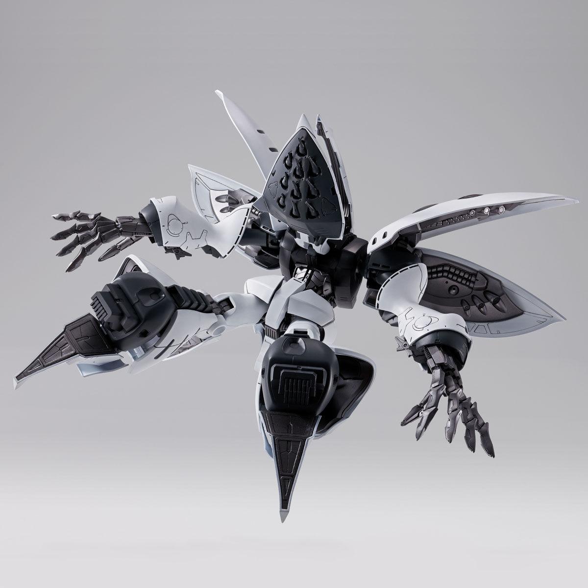MG 1/100『キュベレイダムド』プラモデル-009