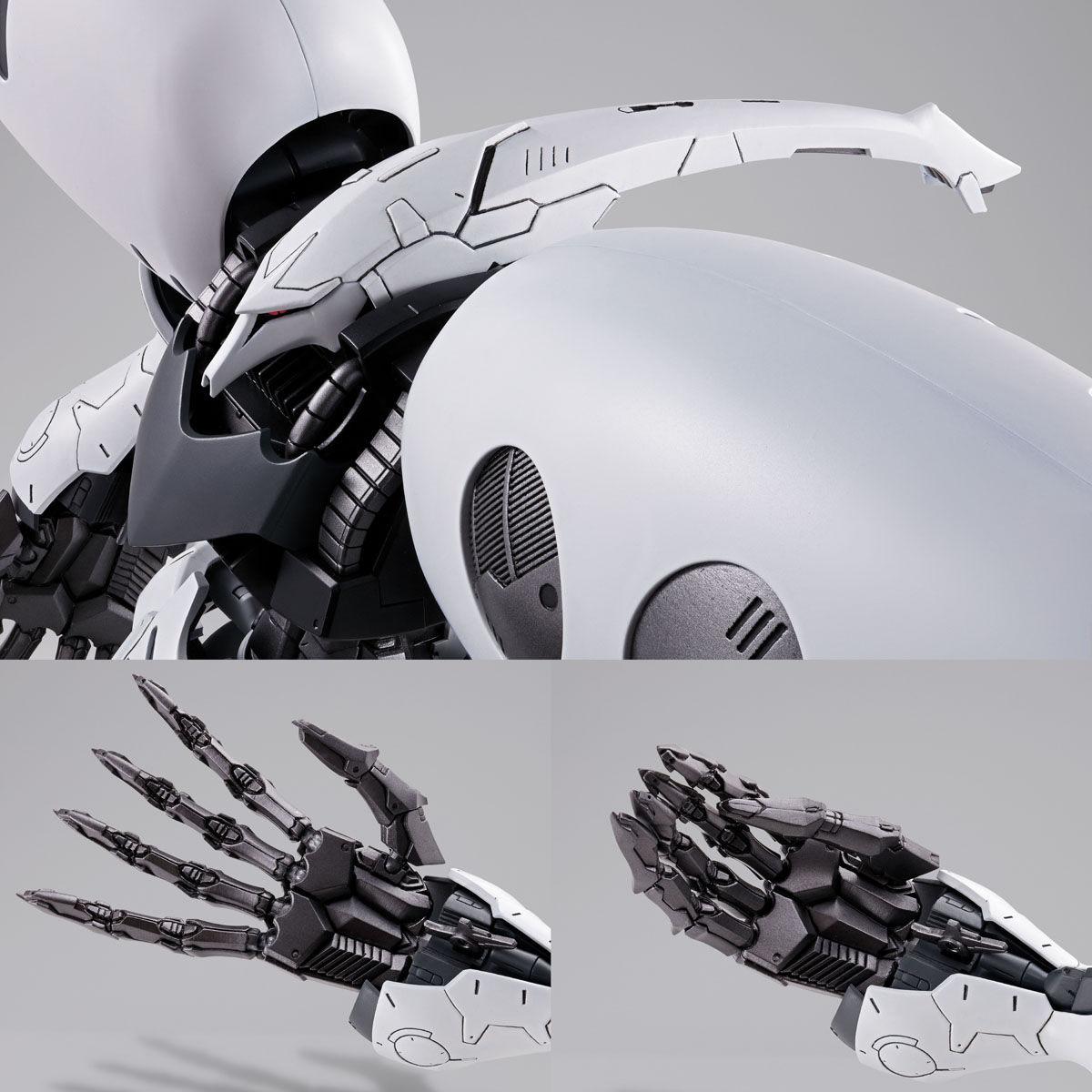 MG 1/100『キュベレイダムド』プラモデル-010