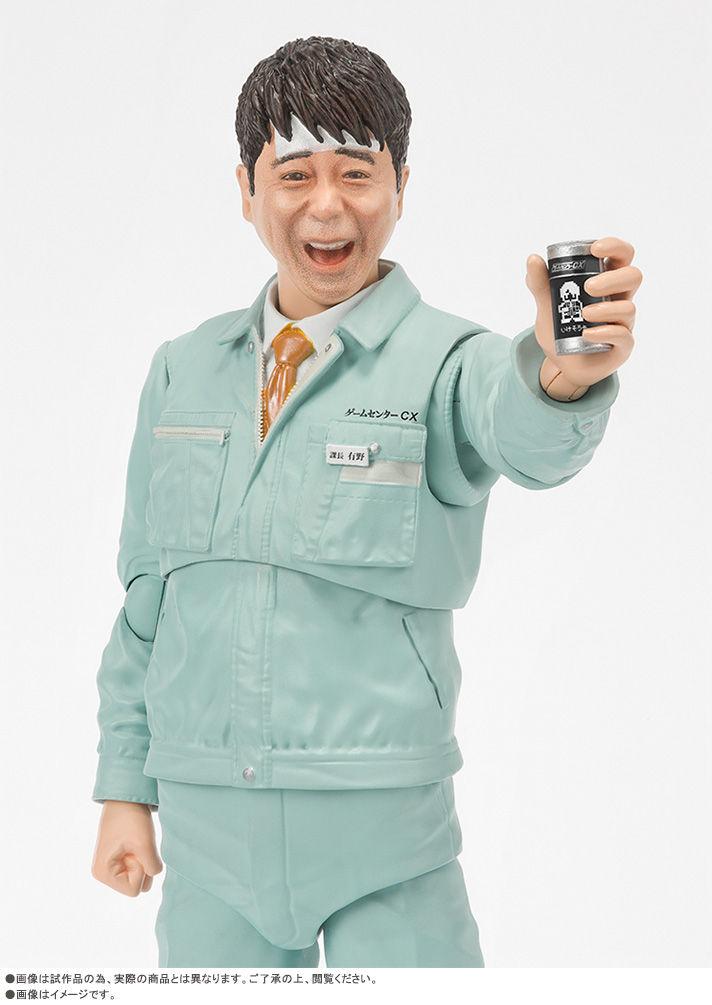 S.H.Figuarts ゲームセンターCX 有野課長(いけそう缶Ver.)-001