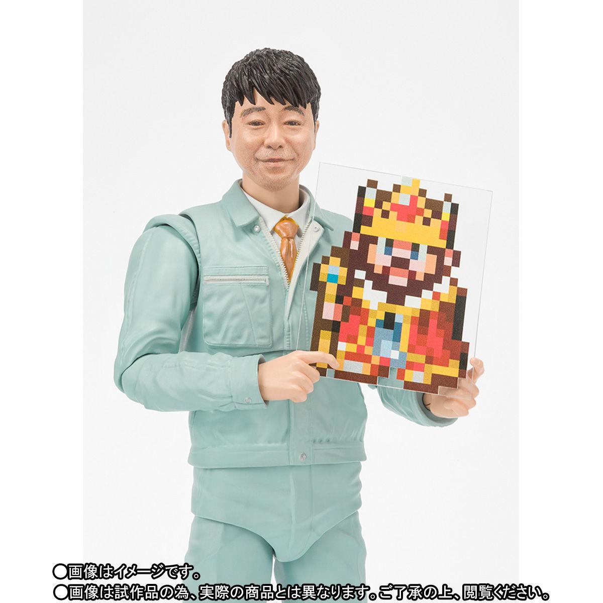 S.H.Figuarts ゲームセンターCX 有野課長(いけそう缶Ver.)-006