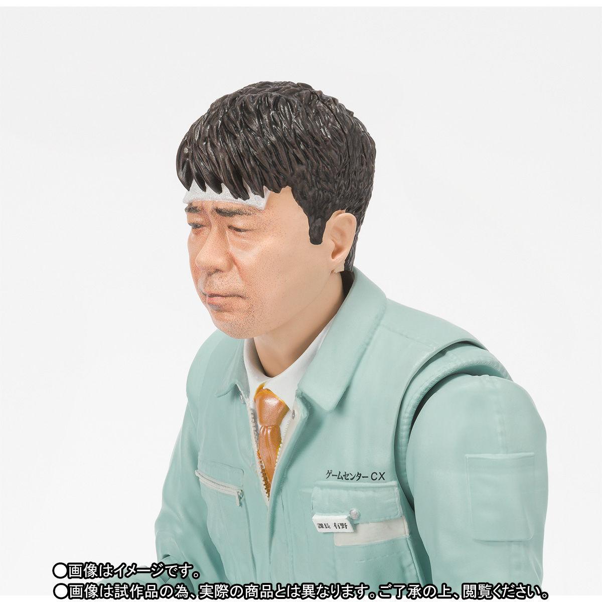 S.H.Figuarts ゲームセンターCX 有野課長(いけそう缶Ver.)-008