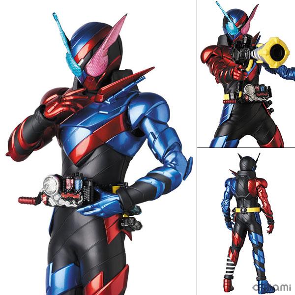 リアルアクションヒーローズ No.779 RAH GENESIS 仮面ライダービルド ラビットタンクフォーム