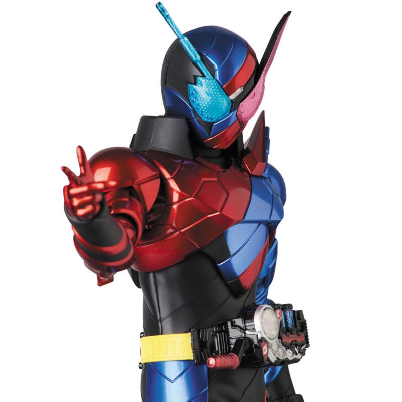 リアルアクションヒーローズ No.779 RAH GENESIS 仮面ライダービルド ラビットタンクフォーム-009
