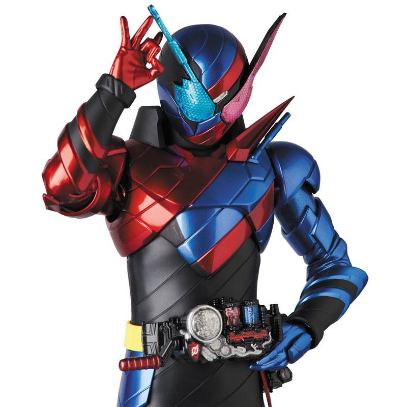 リアルアクションヒーローズ No.779 RAH GENESIS 仮面ライダービルド ラビットタンクフォーム-010