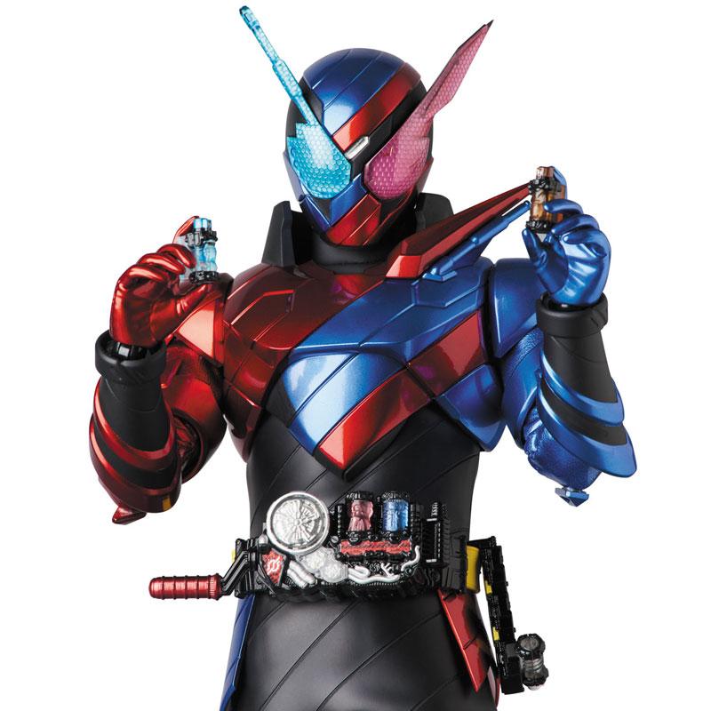 リアルアクションヒーローズ No.779 RAH GENESIS 仮面ライダービルド ラビットタンクフォーム-013