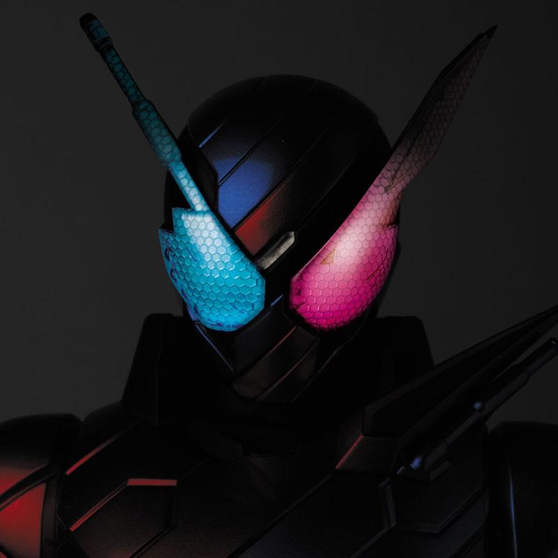 リアルアクションヒーローズ No.779 RAH GENESIS 仮面ライダービルド ラビットタンクフォーム-015