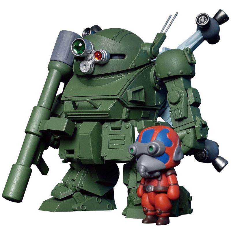 Robonimo『ATM-09-ST スコープドッグ ラウンドムーバー』装甲騎兵ボトムズ デフォルメ可動フィギュア-001