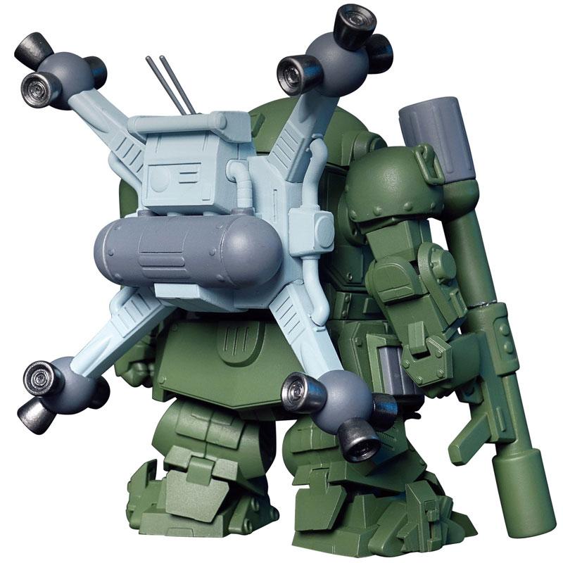 Robonimo『ATM-09-ST スコープドッグ ラウンドムーバー』装甲騎兵ボトムズ デフォルメ可動フィギュア-002