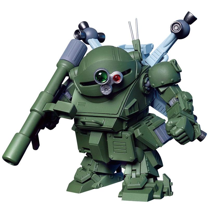 Robonimo『ATM-09-ST スコープドッグ ラウンドムーバー』装甲騎兵ボトムズ デフォルメ可動フィギュア-003