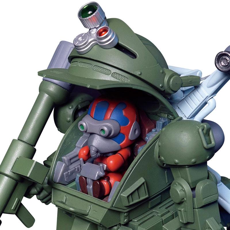Robonimo『ATM-09-ST スコープドッグ ラウンドムーバー』装甲騎兵ボトムズ デフォルメ可動フィギュア-004