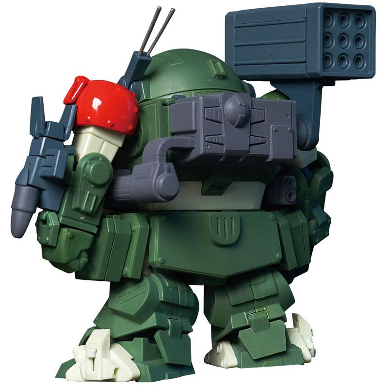 Robonimo『ATM-09-RSC スコープドッグ レッドショルダーカスタム』装甲騎兵ボトムズ デフォルメ可動フィギュア-002