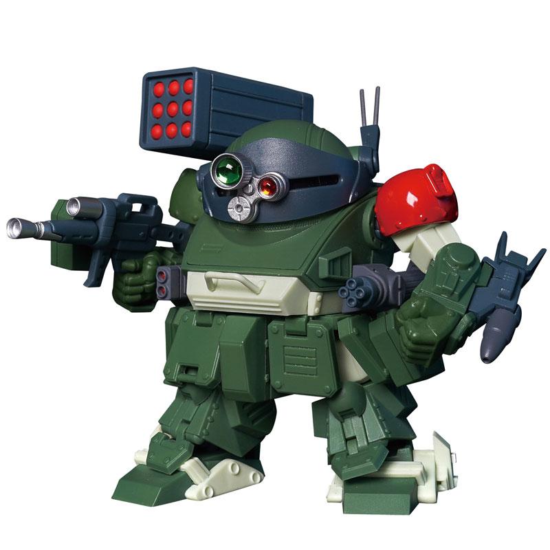 Robonimo『ATM-09-RSC スコープドッグ レッドショルダーカスタム』装甲騎兵ボトムズ デフォルメ可動フィギュア-003