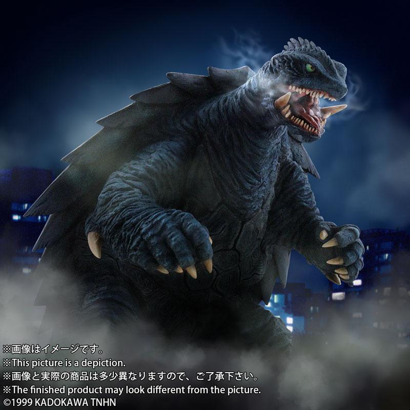 大怪獣シリーズ 大映特撮編『ガメラ(1999)』ガメラ3 邪神覚醒 完成品フィギュア-001