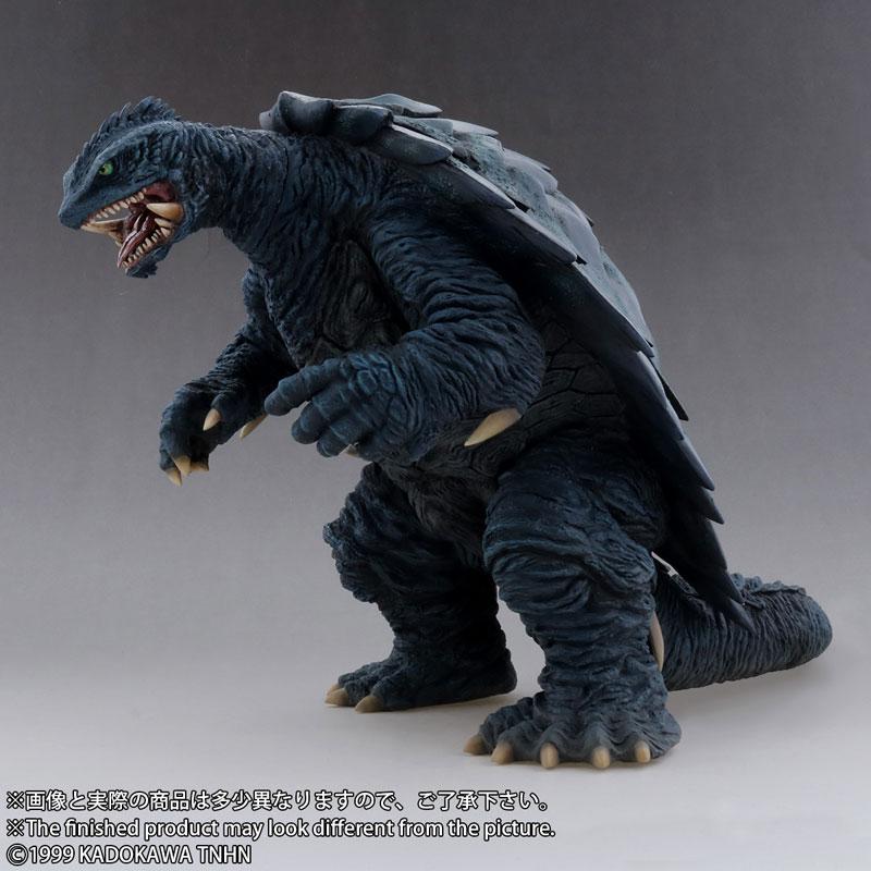 大怪獣シリーズ 大映特撮編『ガメラ(1999)』ガメラ3 邪神覚醒 完成品フィギュア-005