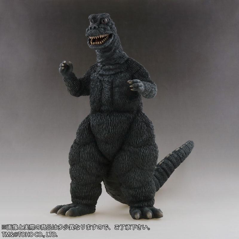 東宝30cmシリーズ『ゴジラ(1967)』怪獣島の決戦 ゴジラの息子 完成品フィギュア-002