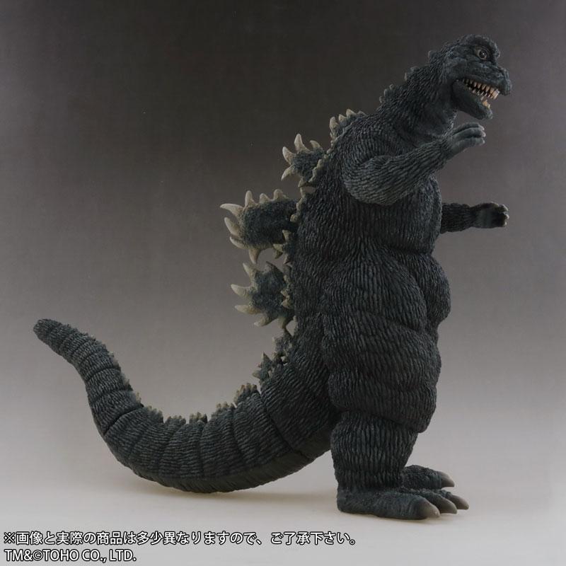 東宝30cmシリーズ『ゴジラ(1967)』怪獣島の決戦 ゴジラの息子 完成品フィギュア-004
