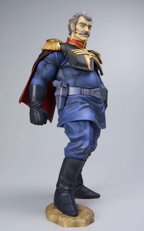 【再販】エクセレントモデル RAHDXG.A.NEO『ランバ・ラル 機動戦士ガンダム』1/8 完成品フィギュア-008