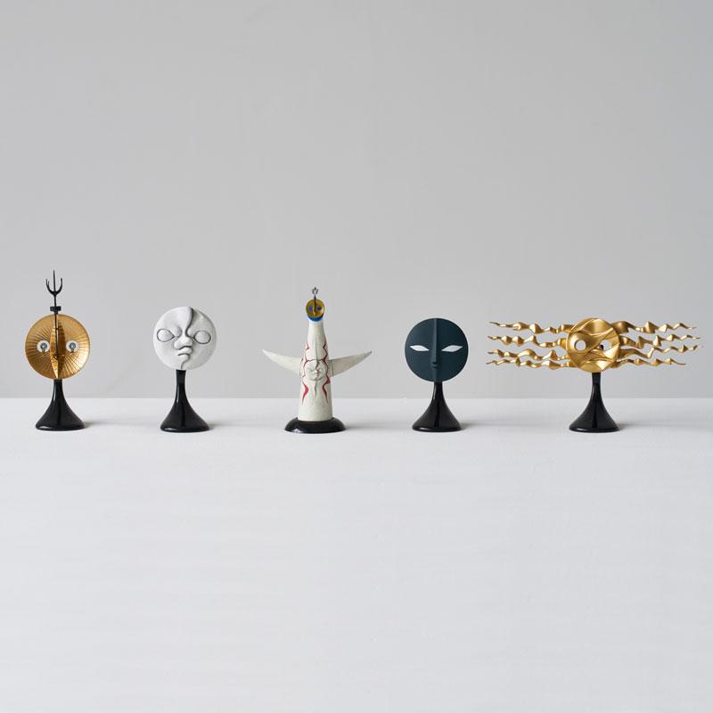 大阪万博『太陽の塔 4つの顔』完成品フィギュア-007