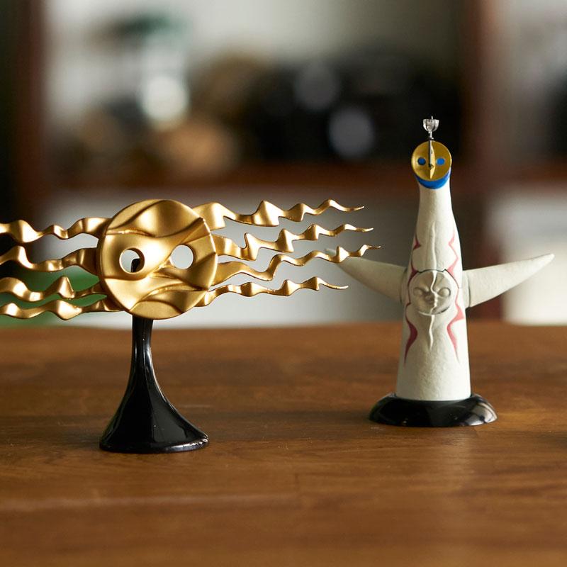 大阪万博『太陽の塔 4つの顔』完成品フィギュア-011