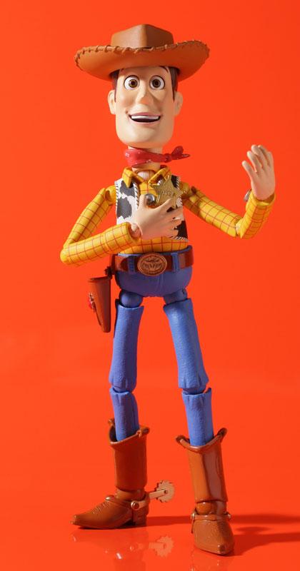 【再販】レガシー・オブ・リボルテック 特撮リボルテック LR-045 『ウッディ トイ・ストーリー』可動フィギュア-011