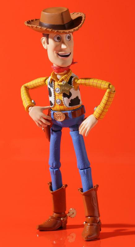 【再販】レガシー・オブ・リボルテック 特撮リボルテック LR-045 『ウッディ トイ・ストーリー』可動フィギュア-012