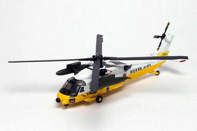 よみがえる空『航空自衛隊 UH-60J & U-125A』1/144 プラモデル-007