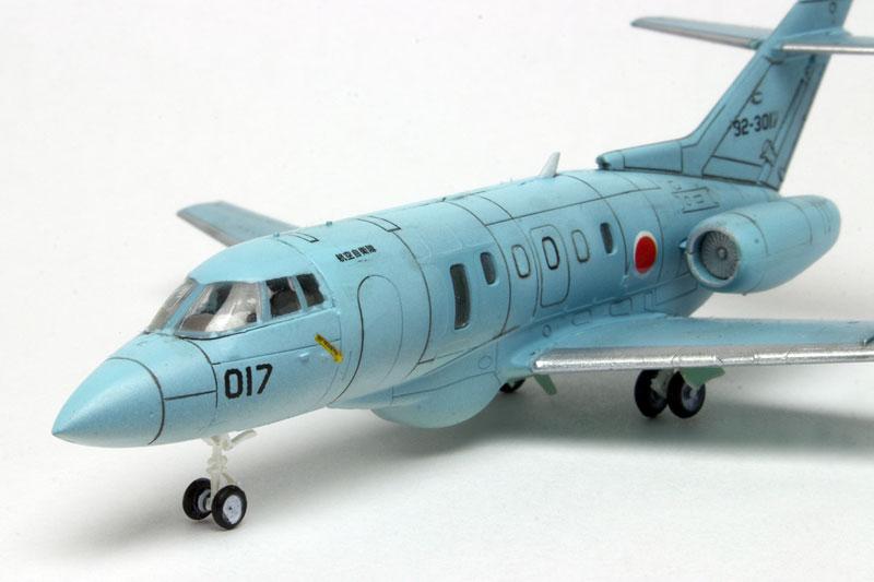 よみがえる空『航空自衛隊 UH-60J & U-125A』1/144 プラモデル-015