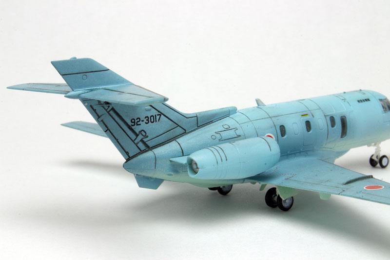 よみがえる空『航空自衛隊 UH-60J & U-125A』1/144 プラモデル-016