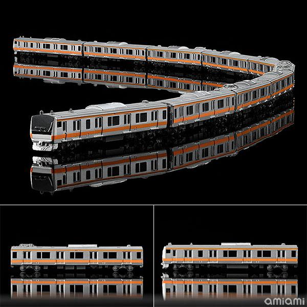 figma『E233系電車 中央快速線』可動フィギュア