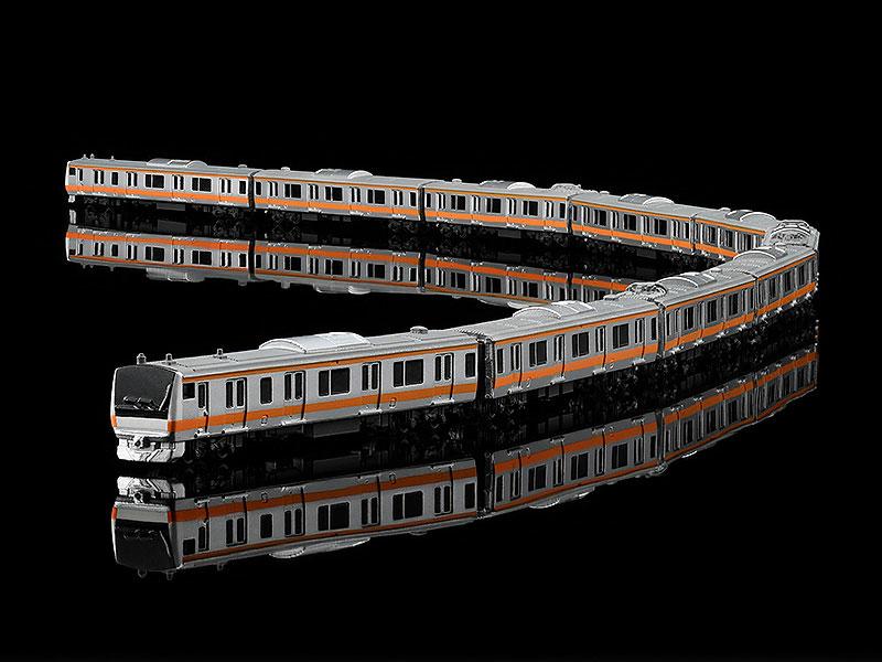 figma『E233系電車 中央快速線』可動フィギュア-001