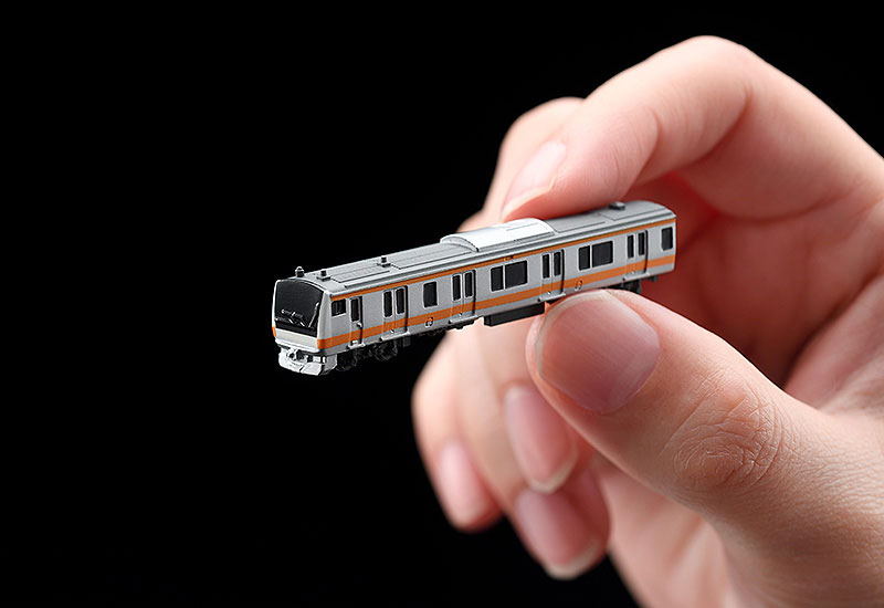 figma『E233系電車 中央快速線』可動フィギュア-007