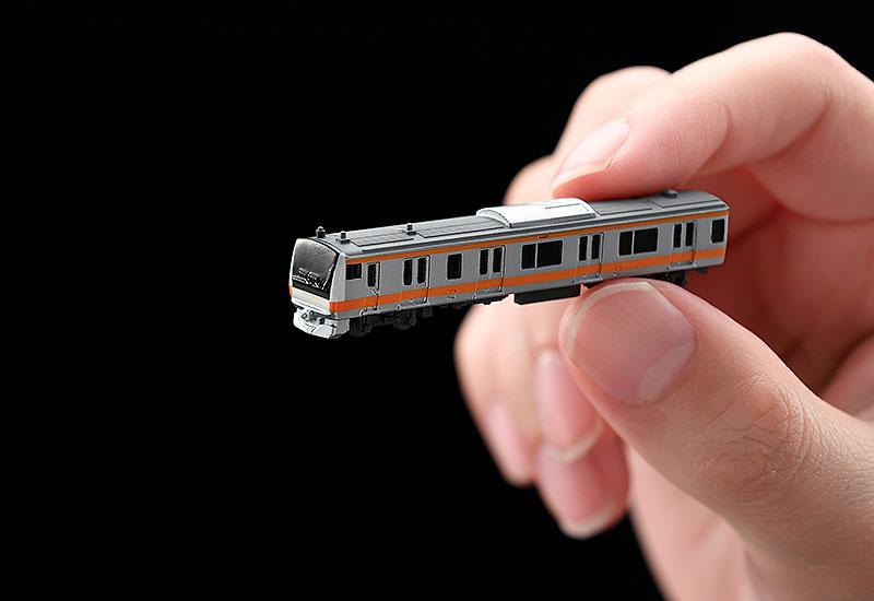 figma『E233系電車 中央快速線』可動フィギュア-008