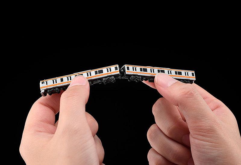 figma『E233系電車 中央快速線』可動フィギュア-009