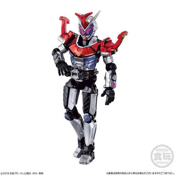 【食玩】装動『仮面ライダージオウ RIDE4』セット 可動フィギュア-008