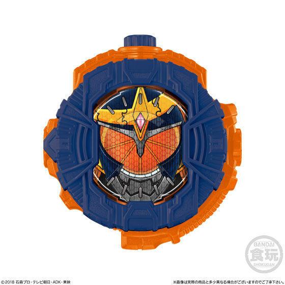 【食玩】仮面ライダー サウンドライドウォッチシリーズ『SGライドウォッチ04』10個入りBOX-002