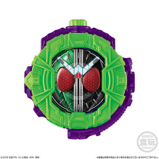 【食玩】仮面ライダー サウンドライドウォッチシリーズ『SGライドウォッチ04』10個入りBOX-003
