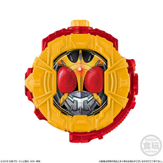 【食玩】仮面ライダー サウンドライドウォッチシリーズ『SGライドウォッチ04』10個入りBOX-004
