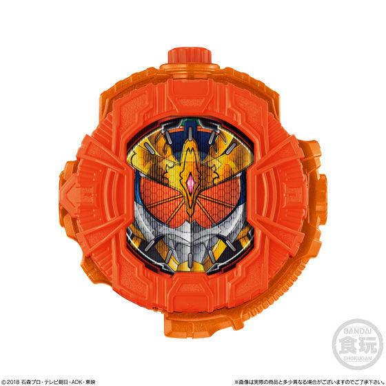 【食玩】仮面ライダー サウンドライドウォッチシリーズ『SGライドウォッチ04』10個入りBOX-005
