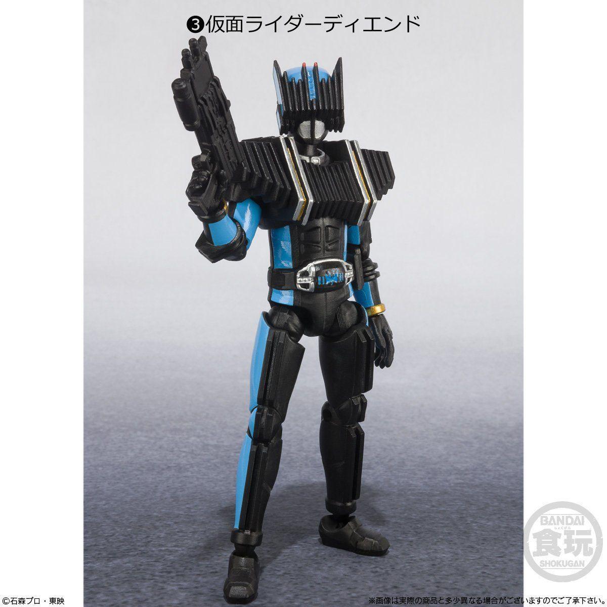 【食玩】SHODO-X『仮面ライダー2』食玩 可動フィギュア 10個入りBOX-004