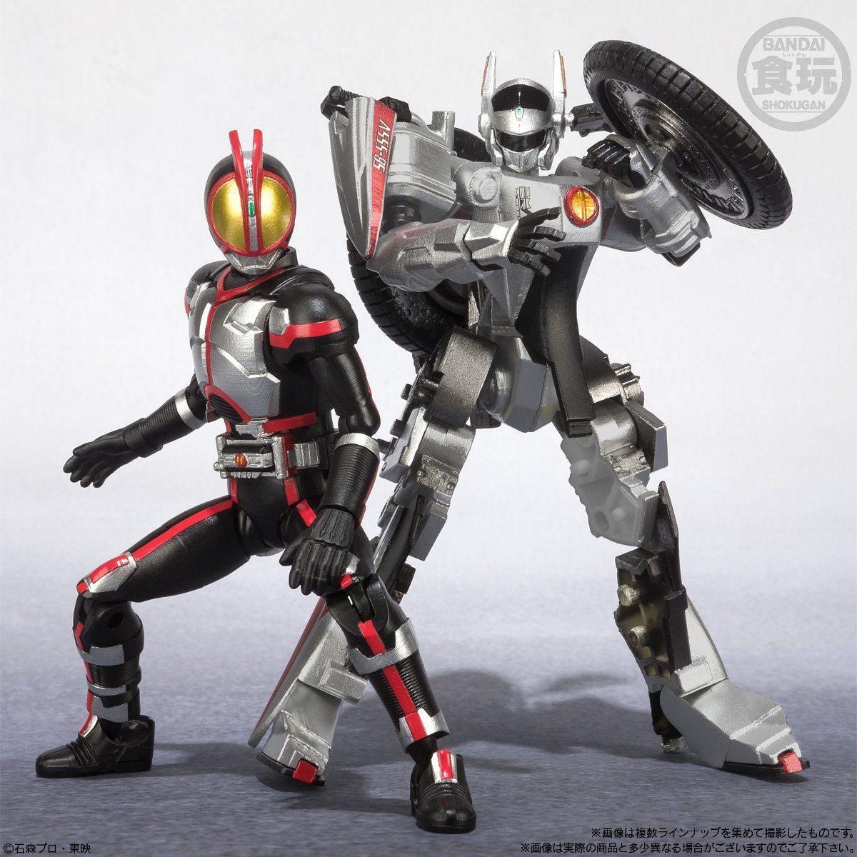 【食玩】SHODO-X『仮面ライダー2』食玩 可動フィギュア 10個入りBOX-008