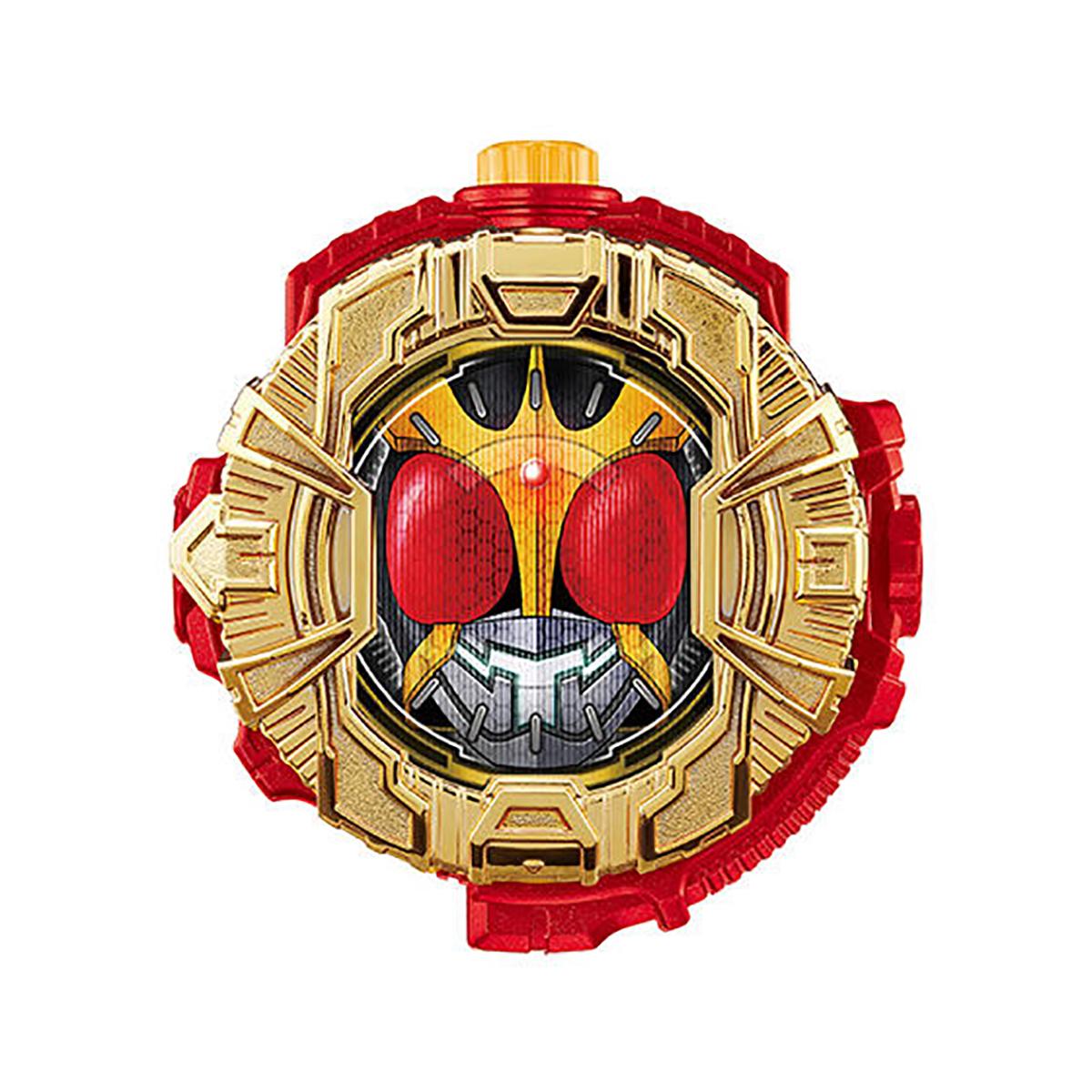 仮面ライダージオウ サウンドライドウォッチシリーズ『GPライドウォッチ08』ガシャポン-005