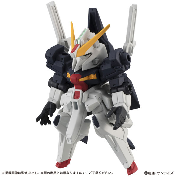 機動戦士ガンダム『MOBILE SUIT ENSEMBLE 08』10個入りBOX-003