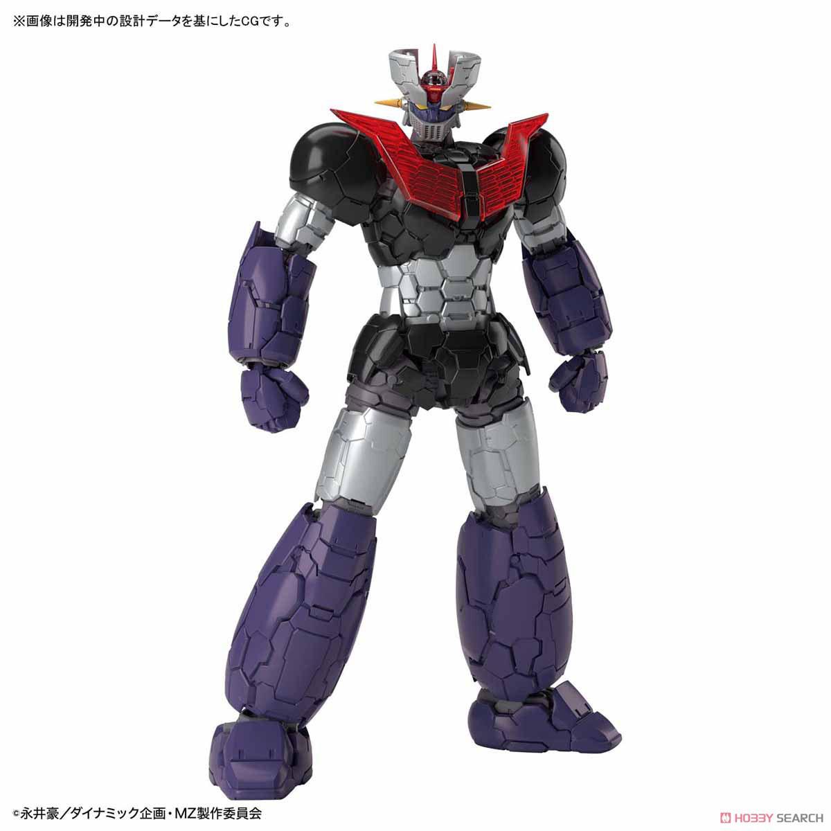 【再販】HG 1/144『マジンガーZ(マジンガーZ INFINITY Ver.)』プラモデル-003